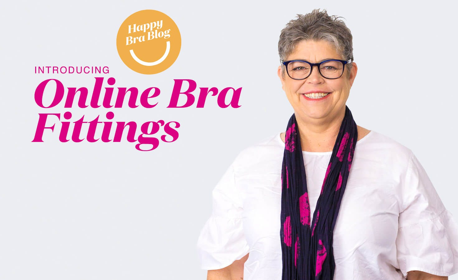 Women standing for online bra fittings with Rose & Thorne NZ